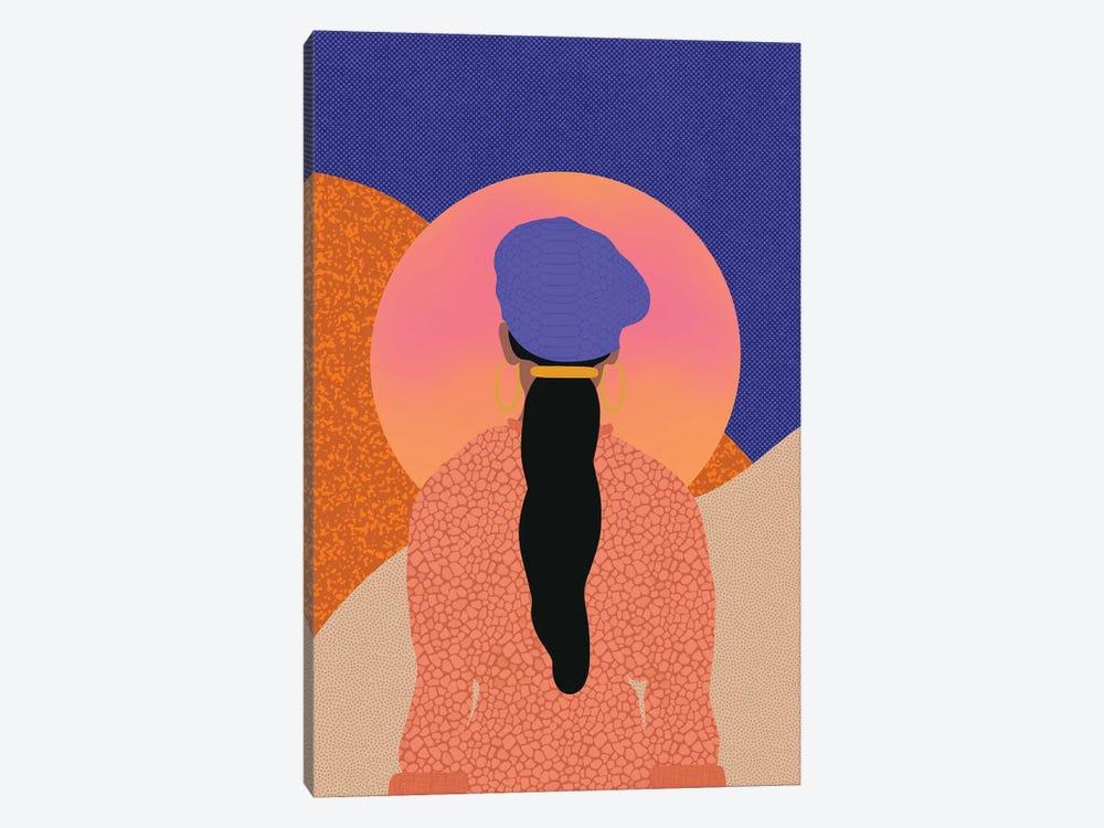 Autumn Elegance by Sagmoon Paper Co. 1-piece Canvas Print