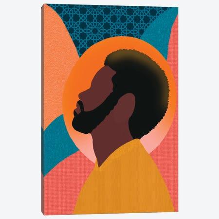 Just Him Canvas Print #SPC14} by Sagmoon Paper Co. Canvas Art Print