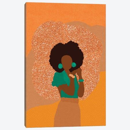 Amaya Canvas Print #SPC17} by Sagmoon Paper Co. Art Print