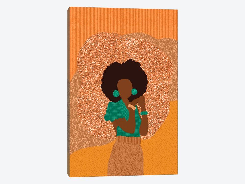 Amaya by Sagmoon Paper Co. 1-piece Canvas Artwork