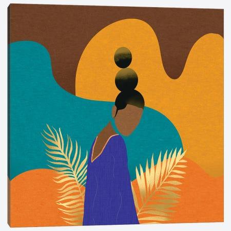 Watchful Canvas Print #SPC1} by Sagmoon Paper Co. Art Print