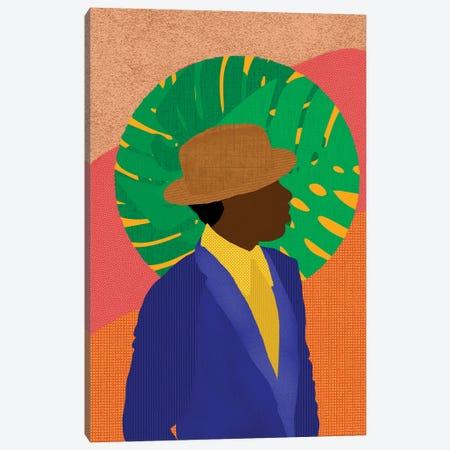 Clean Canvas Print #SPC20} by Sagmoon Paper Co. Canvas Art Print
