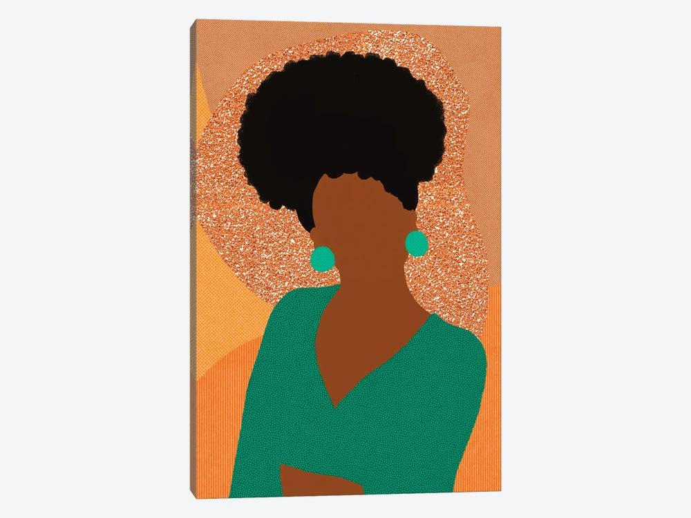CoCo by Sagmoon Paper Co. 1-piece Canvas Art