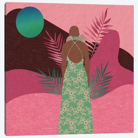Behind Love Canvas Print #SPC2} by Sagmoon Paper Co. Canvas Art Print