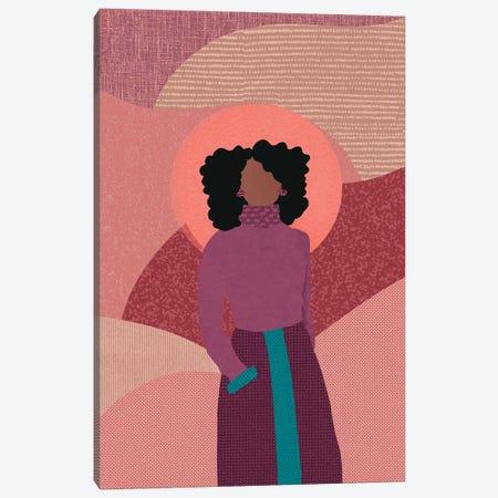 Understated Canvas Print #SPC33} by Sagmoon Paper Co. Canvas Artwork