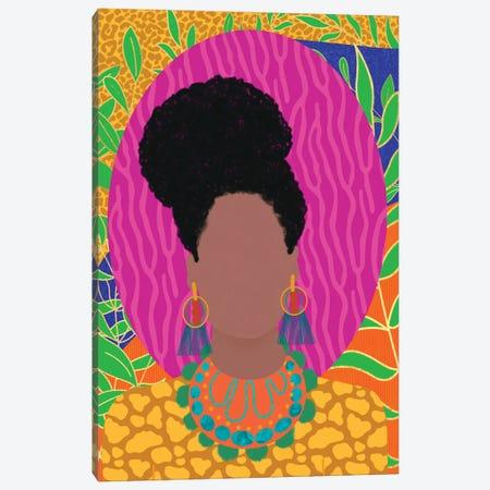 Safari Canvas Print #SPC41} by Sagmoon Paper Co. Canvas Print