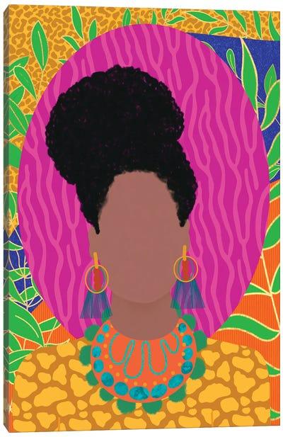 Safari Canvas Art Print