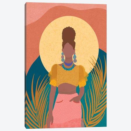 Boho Canvas Print #SPC46} by Sagmoon Paper Co. Canvas Art