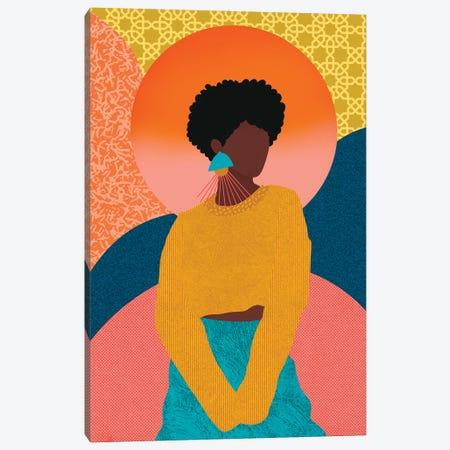 Blush Canvas Print #SPC48} by Sagmoon Paper Co. Art Print