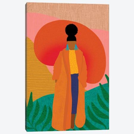 Trinity In Fall Canvas Print #SPC56} by Sagmoon Paper Co. Canvas Art Print