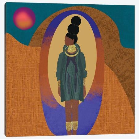 To The Ancestors Canvas Print #SPC5} by Sagmoon Paper Co. Canvas Artwork