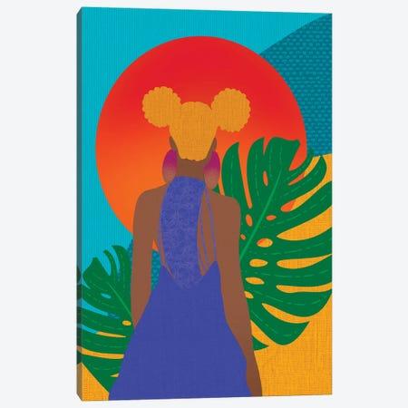 Ava Canvas Print #SPC65} by Sagmoon Paper Co. Canvas Wall Art