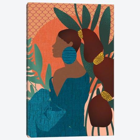 Solitude Canvas Print #SPC68} by Sagmoon Paper Co. Art Print