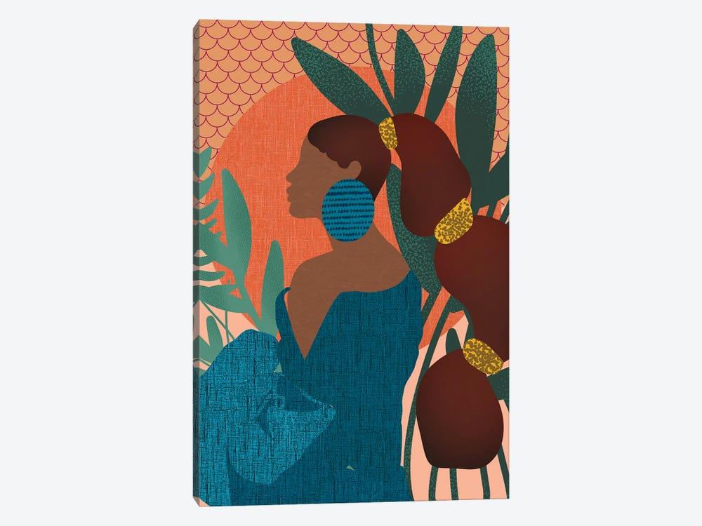 Solitude by Sagmoon Paper Co. 1-piece Canvas Artwork