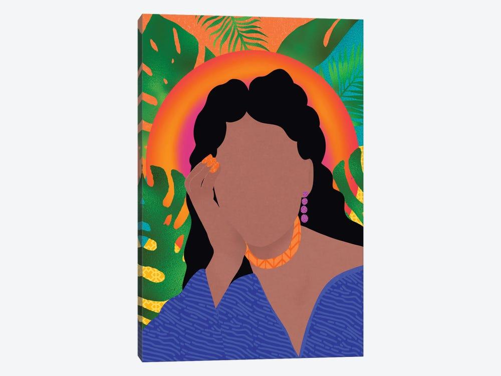Just Thinking by Sagmoon Paper Co. 1-piece Canvas Print