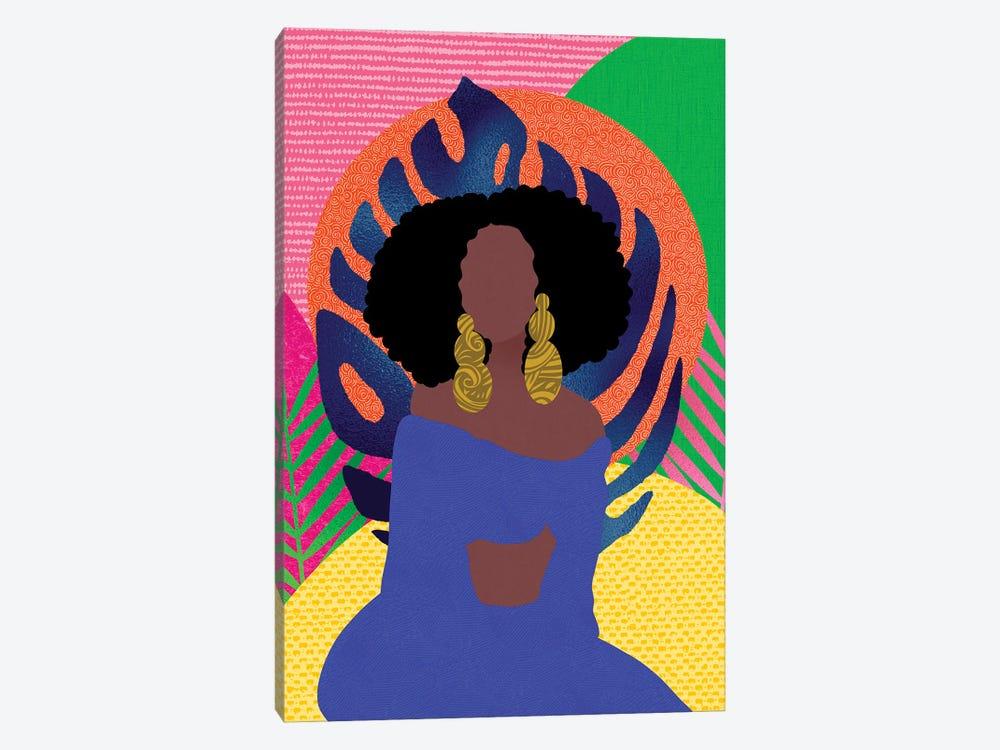 Sittin' Pretty by Sagmoon Paper Co. 1-piece Canvas Print