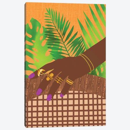 Have A Seat Canvas Print #SPC72} by Sagmoon Paper Co. Canvas Art