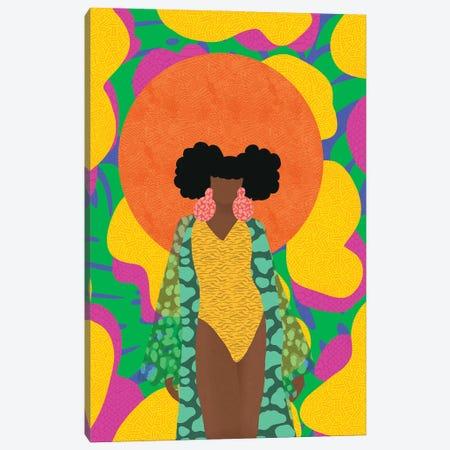 A Mood Canvas Print #SPC7} by Sagmoon Paper Co. Canvas Art