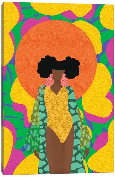 A Mood Canvas Art Print