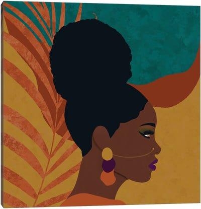 Saige Canvas Art Print