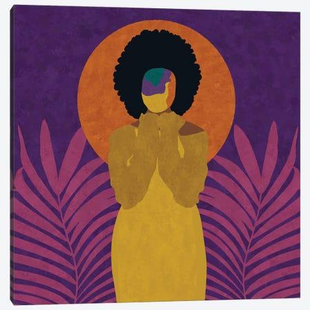 Kira Canvas Print #SPC82} by Sagmoon Paper Co. Art Print