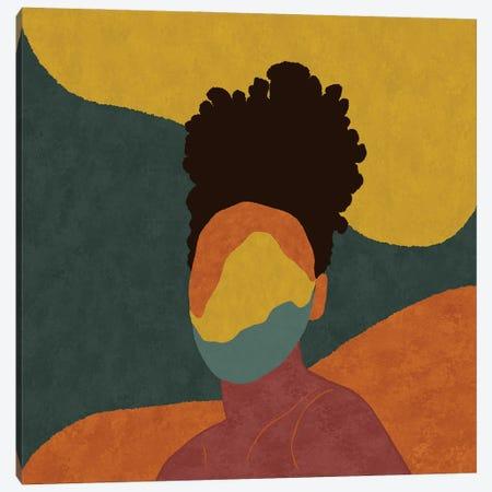 Giselle Canvas Print #SPC86} by Sagmoon Paper Co. Canvas Artwork