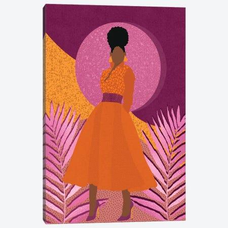 Beauty in Autumn Canvas Print #SPC9} by Sagmoon Paper Co. Canvas Print