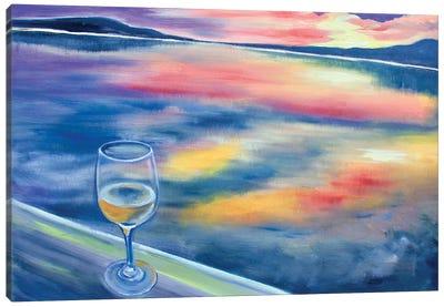 Muskoka Chardonnay Canvas Art Print