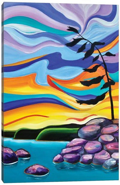 Muskoka Dream III Canvas Art Print