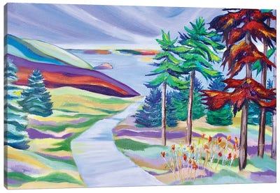 Skyline Trail Canvas Art Print