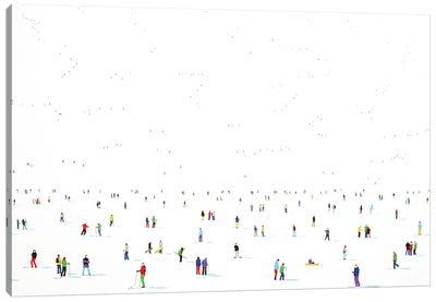 Frozen Planet LVI Canvas Art Print