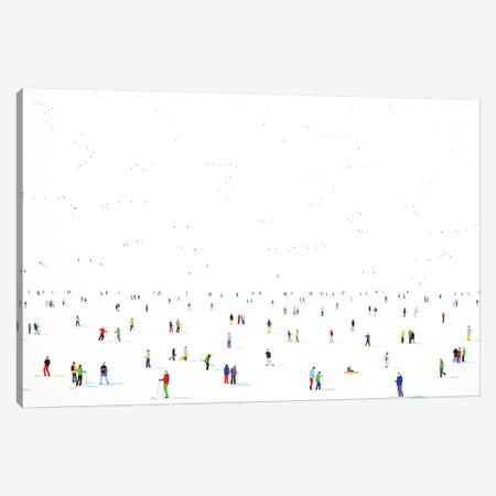 Frozen Planet LVI Canvas Print #SPH13} by Stephanie Ho Canvas Print