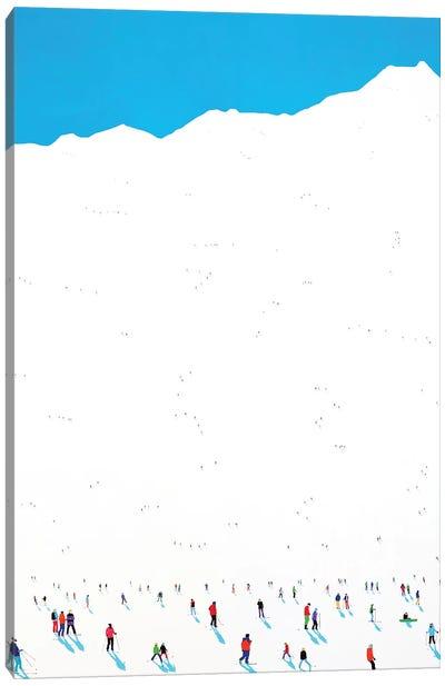 Frozen Planet LVII Canvas Art Print