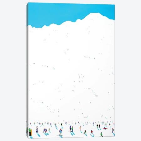 Frozen Planet LX Canvas Print #SPH15} by Stephanie Ho Canvas Art