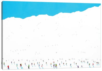 Frozen Planet LXI Canvas Art Print