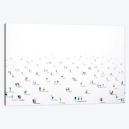 Golfers VII Canvas Print #SPH27} by Stephanie Ho Canvas Art Print