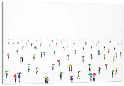 Rain-Bow VIII Canvas Art Print