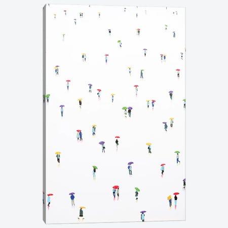Rain-Bow X Canvas Print #SPH33} by Stephanie Ho Canvas Art Print