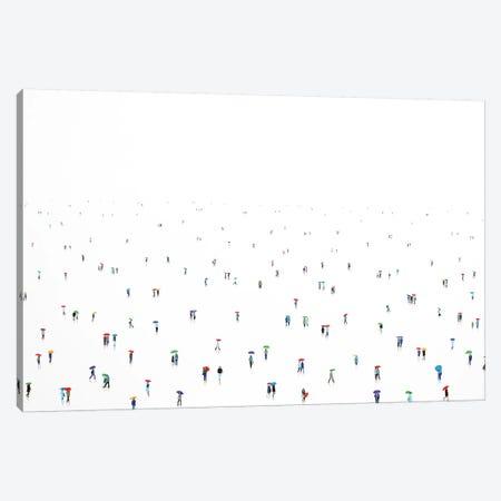 Rain-Bow XI 3-Piece Canvas #SPH34} by Stephanie Ho Canvas Artwork