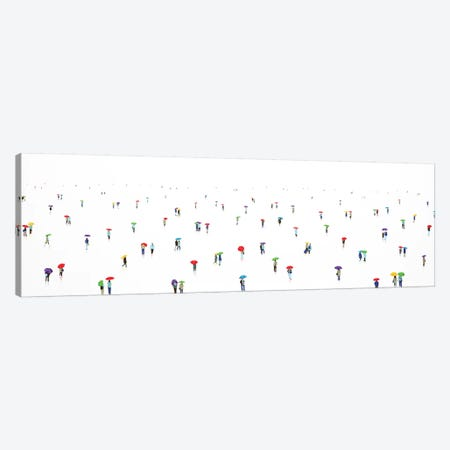 Rain-Bow XII Canvas Print #SPH35} by Stephanie Ho Canvas Artwork