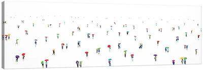 Rain-Bow XII Canvas Art Print
