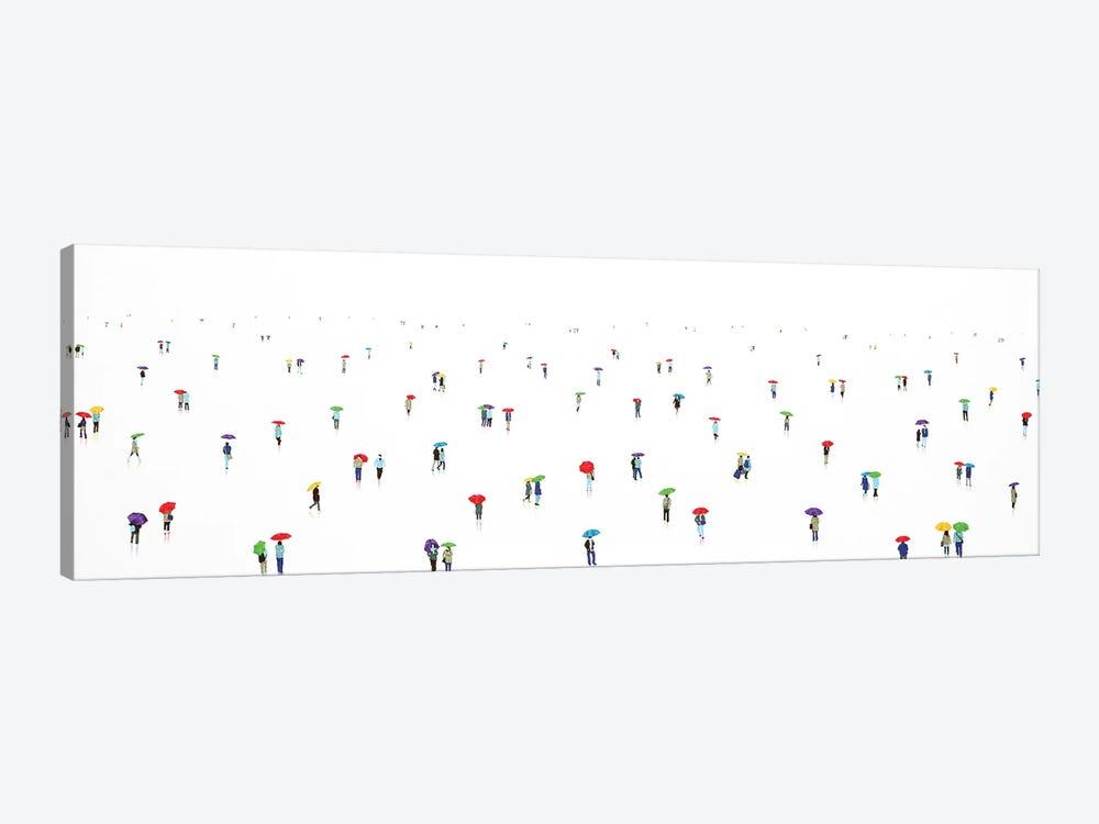 Rain-Bow XII by Stephanie Ho 1-piece Art Print