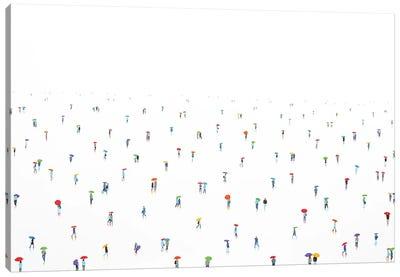 Rain-Bow XIII Canvas Art Print