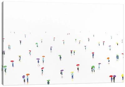 Rain-Bow XIV Canvas Art Print
