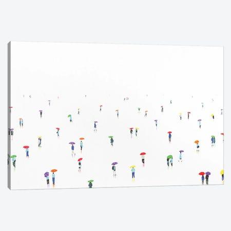 Rain-Bow XIV 3-Piece Canvas #SPH37} by Stephanie Ho Canvas Wall Art