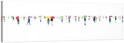 Rain-BowIX Canvas Art Print