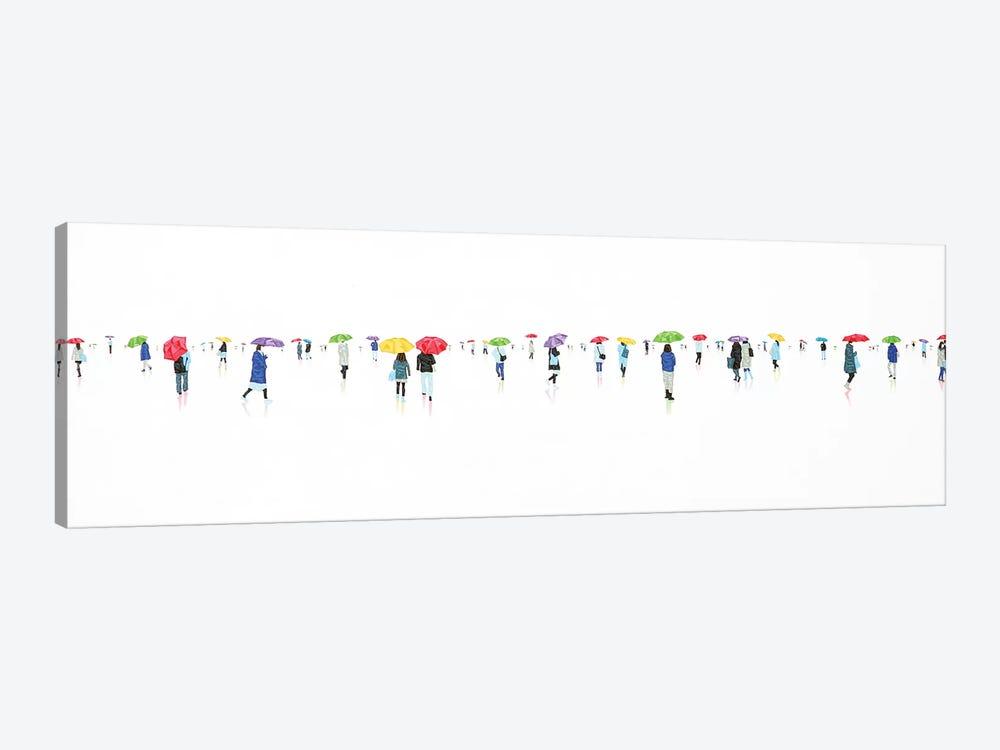 Rain-BowIX by Stephanie Ho 1-piece Canvas Art