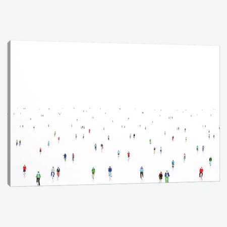 2 Wheels VII Canvas Print #SPH3} by Stephanie Ho Canvas Art