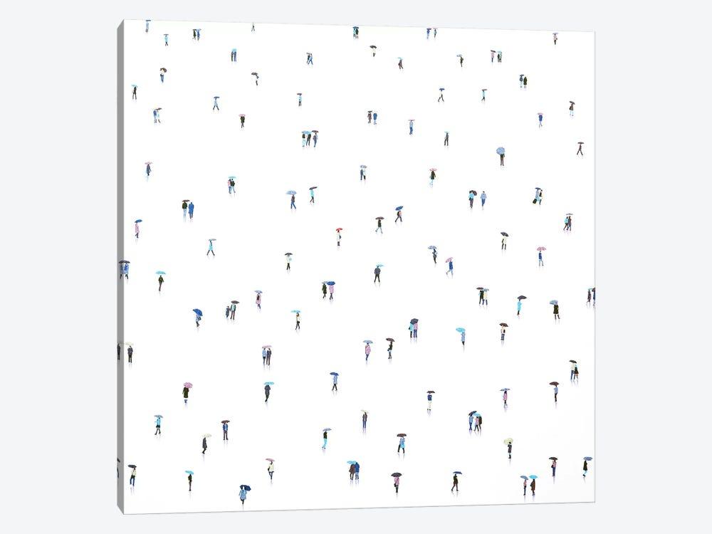 Sky Fall XXXIII by Stephanie Ho 1-piece Canvas Art Print