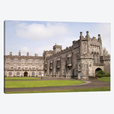 Kilkenny Castle, Kilkenny, County Kilkenny, Leinster Province, Republic Of Ireland Canvas Print #SPI3} by Sergio Pitamitz Canvas Print